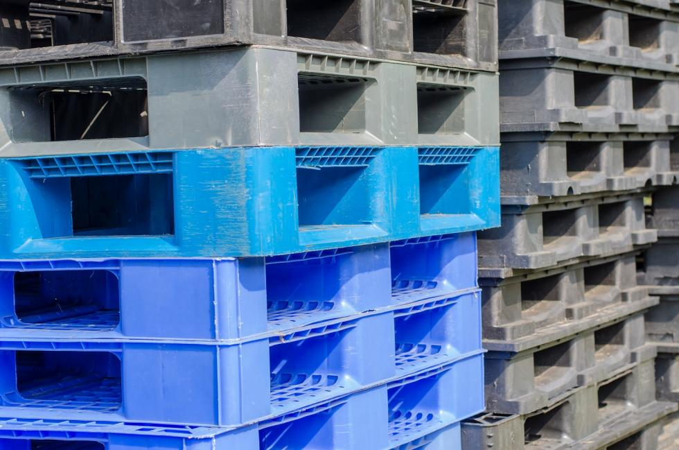 Six Ways Businesses can Use Plastic Pallets