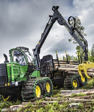 Cost Reduction and Predictive Maintenance of Forestry Equipment